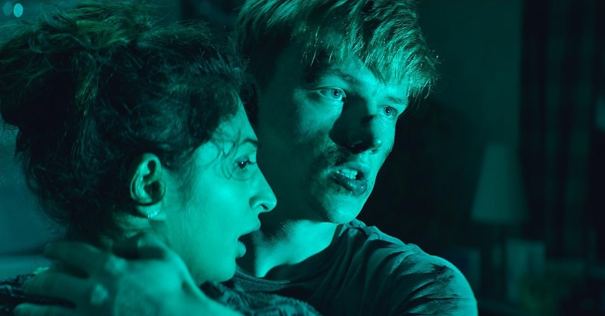 Await Further Instructions 2 - Exclusive Clip from AWAIT FURTHER INSTRUCTIONS Drops Something Sinister Down the Chimney!