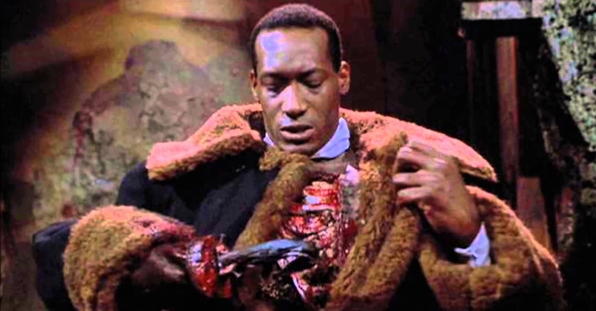 Candyman 1992 - CANDYMAN Remake Director Talks Bonding with Jordan Peele Over Horror