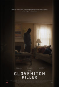 ClovehitchPoster 203x300 - Interview: Samantha Mathis Talks CLOVEHITCH KILLER and THE BEAST WITHIN
