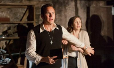 Conjuring Ed and Lorraine 400x240 - They're Back! Patrick Wilson & Vera Farmiga Returning as The Warrens in ANNABELLE 3