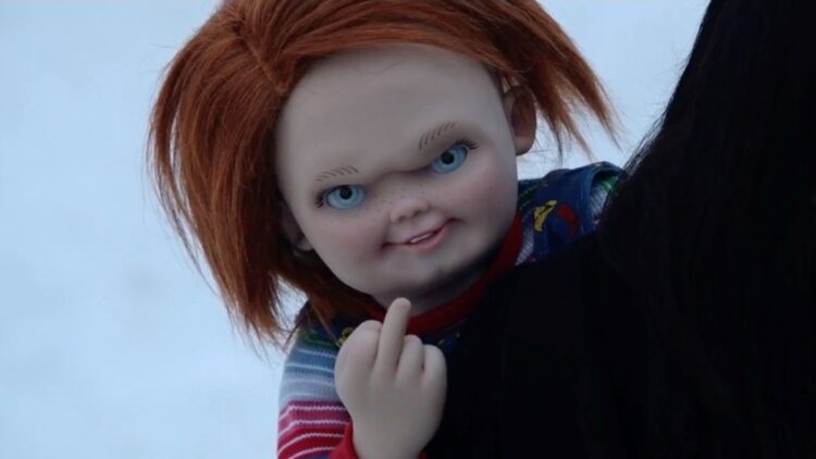 Cult of Chucky 750x422 - CHILD'S PLAY TV Series is Locked Down at Syfy!