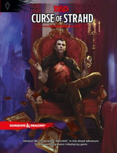 Curse of Strahd 229x300 - 5 Tabletop RPGs to Play This Halloween