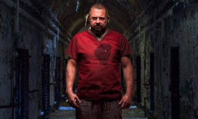 "Death House Kane Hodder 400x240 - DEATH HOUSE, Movie Dubbed ""The Expendables of Horror"" Coming to Netflix--Soon!"