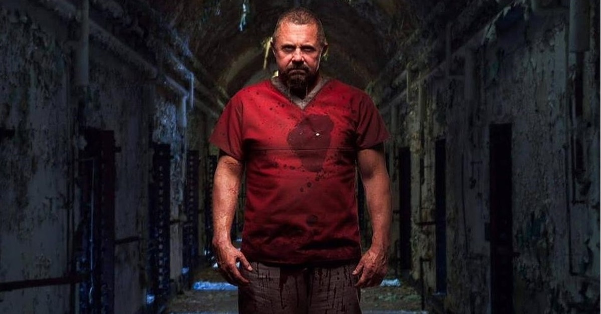 "Death House Kane Hodder - DEATH HOUSE, Movie Dubbed ""The Expendables of Horror"" Coming to Netflix--Soon!"