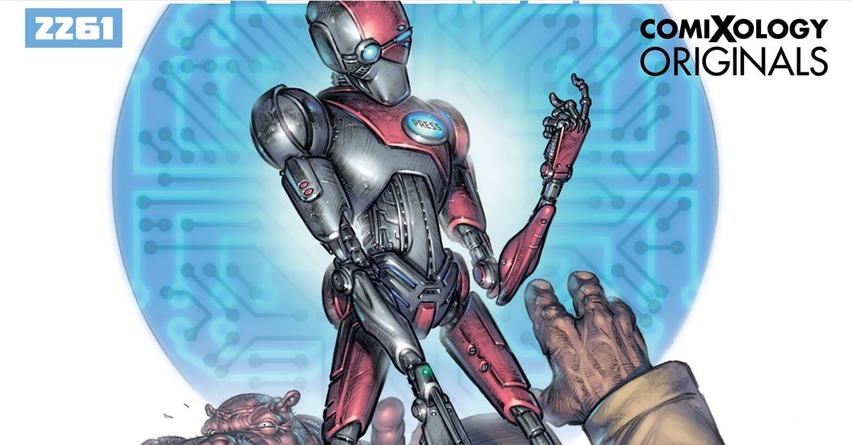 Elephantmen 2261 Feature Image - Exclusive Sneak Peek at Conclusion of comiXology Originals ELEPHANTMEN 2261: THE DEATH OF SHORTY
