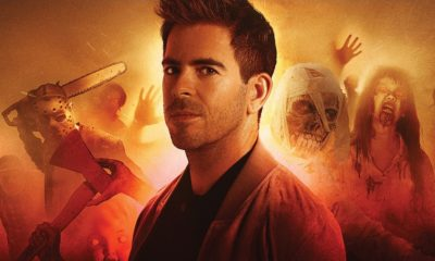 Eli Roth 400x240 - Teaser & Schedule for Eli Roth's Docuseries HISTORY OF HORROR on AMC