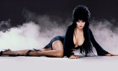 Elvira 400x240 - ELVIRA: MISTRESS OF THE DARK Blu-ray Busts Out This December