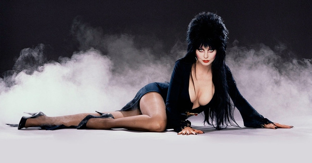 Elvira - ELVIRA: MISTRESS OF THE DARK Blu-ray Busts Out This December
