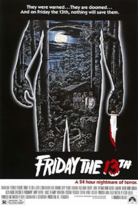 Friday the 13th 1980 Poster 201x300 - After Winning Lawsuit, Victor Miller is Moving Forward with a FRIDAY THE 13TH Reboot at Vertigo