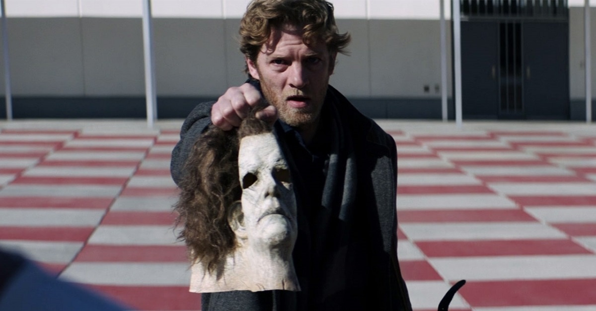 Halloween Easter Egg - Jason Blum is Trying (and Trying and Trying) To Make Another HALLOWEEN Movie