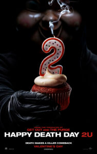 Happy Death Day 2U 189x300 - (Spoilers) In Case You Missed It: Here's How a Post-Credits Scene in HAPPY DEATH DAY 2U Sets Up the Next Chapter