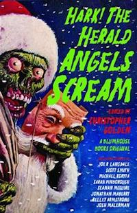 Hark Book Vertical 1 - HARK! THE HERALD ANGELS SCREAM Review - Holiday Wrath Done Well