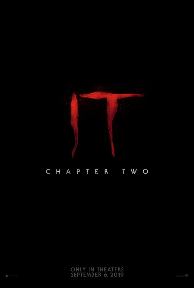 IT Chapter 2 Teaser Poster - Release Date & First Teaser Poster for IT: CHAPTER TWO