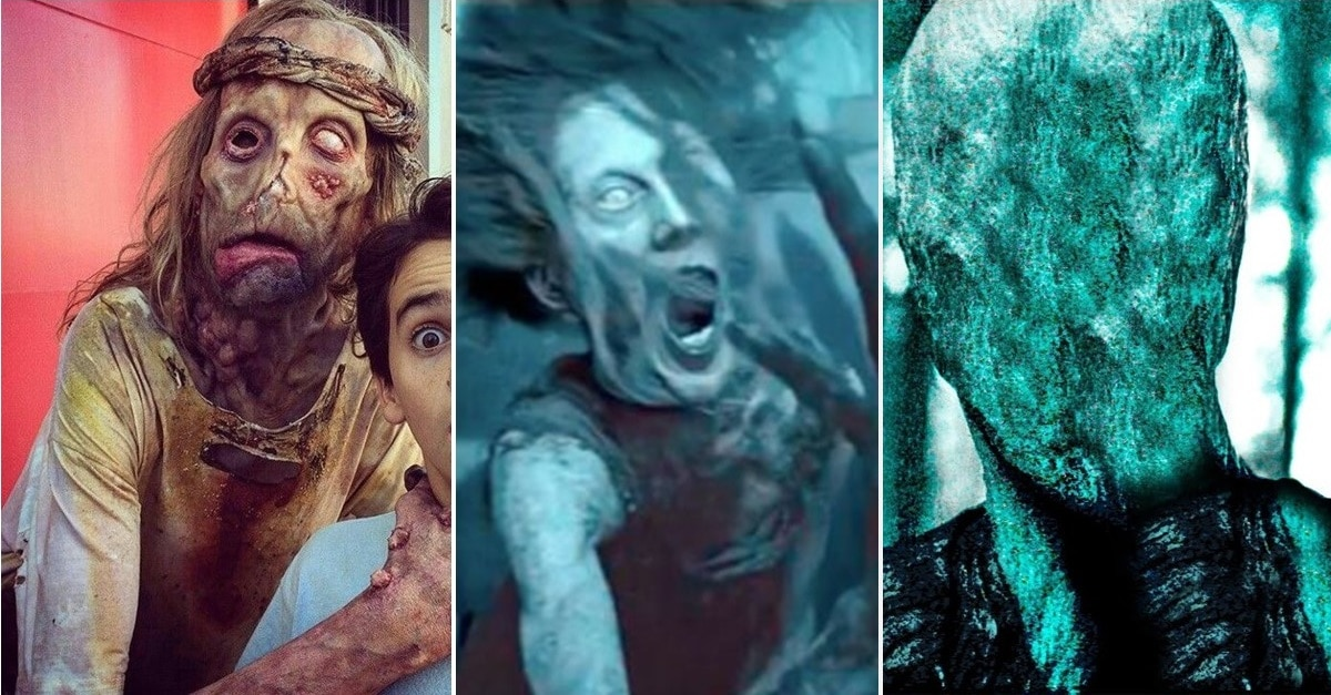 Javier Botet - Exclusive: Javier Botet Talks MAMA PART 2, IT: CHAPTER TWO & the Enigmatic SLENDER MAN
