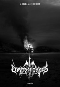 Lords of Chaos 2018 Poster 210x300 - LORDS OF CHAOS Gets US/UK Distribution from Gunpowder & Sky and Arrow Films