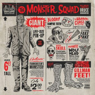 """Mondo monster squad 336x336 - Exclusive Interview with Renowned Horror Artist """"Ghoulish"""" Gary Pullin"""
