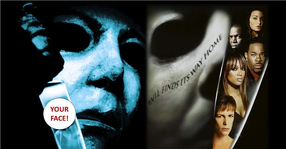 "Myers Knife - See Your Reflection in Michael Myers' Knife with Clever HALLOWEEN ""Face Your Fate"" Video Generator"