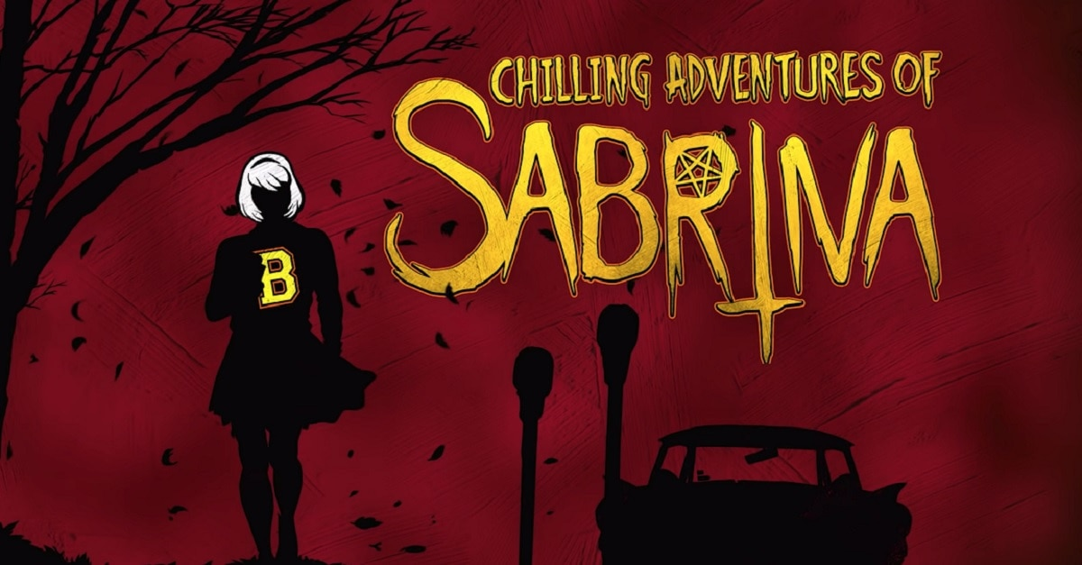 Netflix Sabrina 1 - Watch Netflix's CHILLING ADVENTURES OF SABRINA Main Title Sequence