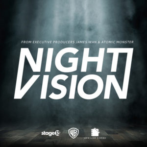 Night Vision 300x300 - New Line & James Wan Working on Horror Reality Series NIGHT VISION