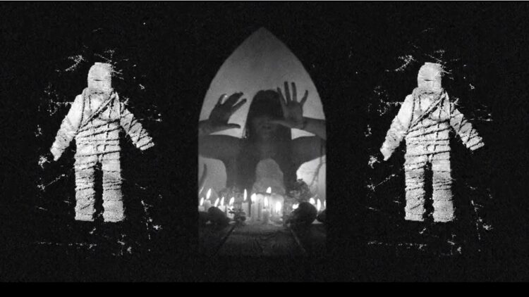 Offerings 750x422 - Teaser for 3 DEAD TRICK OR TREATERS Director's Latest Feature OFFERINGS is Hallucinatory Nightmare