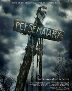 Pet Sematary 2019 UK Poster 240x300 - Top 10 Things Critics are Saying About PET SEMATARY