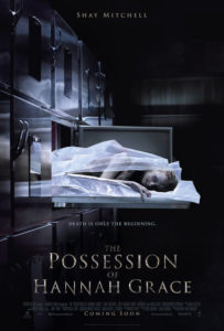 Possession Hannah Grace 203x300 - Want Nightmares? Check Out New THE POSSESSION OF HANNAH GRACE Poster