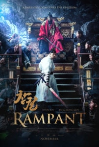 RAMPANT Review – The Epic Medieval Zombie Film We Didn't Know We