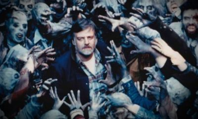 Romero 400x240 - GammaRay's HISTORY OF FRIGHT Explores George A. Romero's Incalculable Contribution to the Zombie Genre