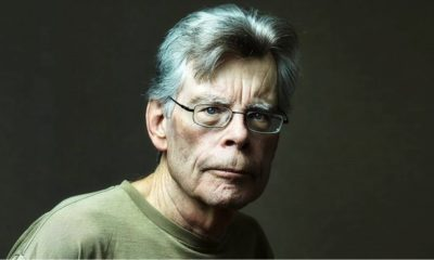 Stephen King 400x240 - THE GIRL WHO LOVED TOM GORDON is the Latest Stephen King Novel Getting a Feature Film Adaptation