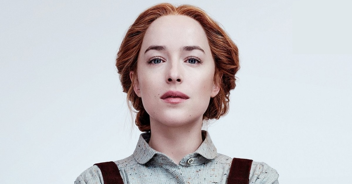 Suspiria 1 - Susie Looks Like a Fashion Farmer in New SUSPIRIA Poster