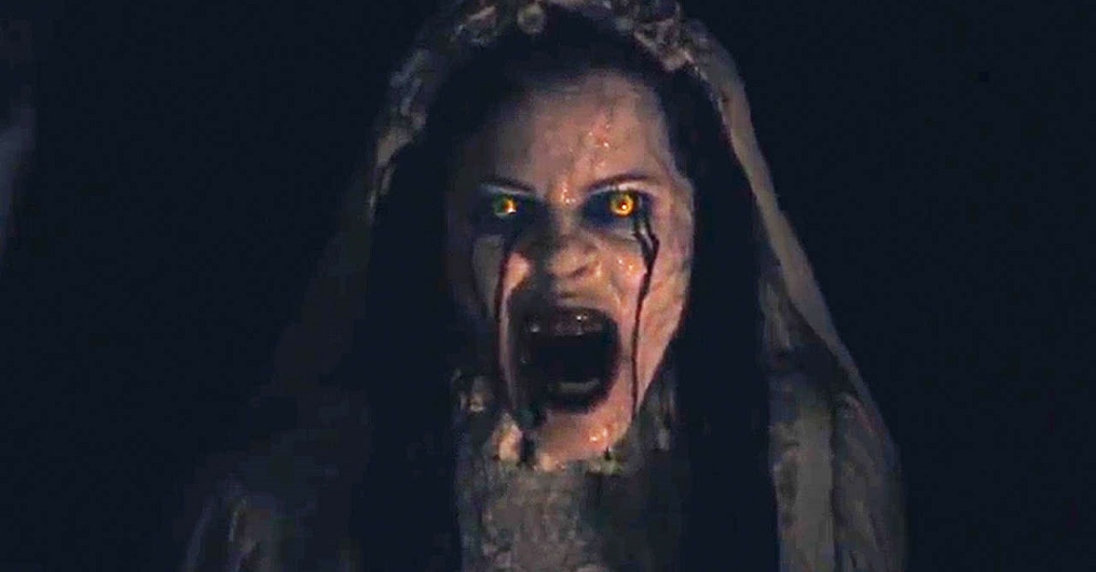 The Curse Of La Llorona The Curse Of La Llorona Rated R For Violence