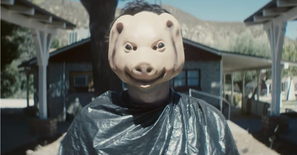 The Farm Pig Mask 1024x535 - Who Goes There Podcast: Ep191 - THE FARM