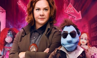 The Happytime Murders 1 400x240 - THE HAPPYTIME MURDERS Comes On Blu-ray This Christmas... If You Care