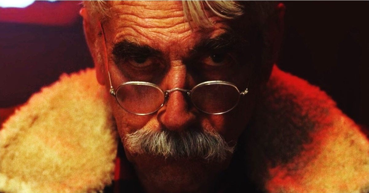 The Man Who Killed Hitler and Then The Bigfoot Sam Elliot - THE MAN WHO KILLED HITLER AND THEN THE BIGFOOT Scares Up Distribution