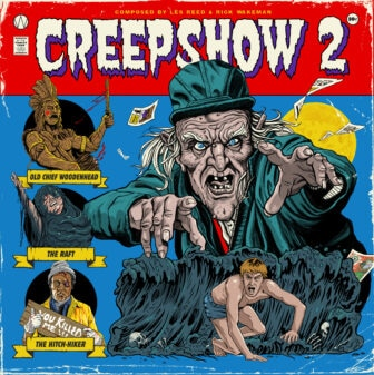 """Waxwork Records Creepshow 2 336x337 - Exclusive Interview with Renowned Horror Artist """"Ghoulish"""" Gary Pullin"""