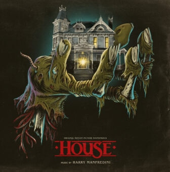 """Waxwork RecordsHouse cover 336x339 - Exclusive Interview with Renowned Horror Artist """"Ghoulish"""" Gary Pullin"""