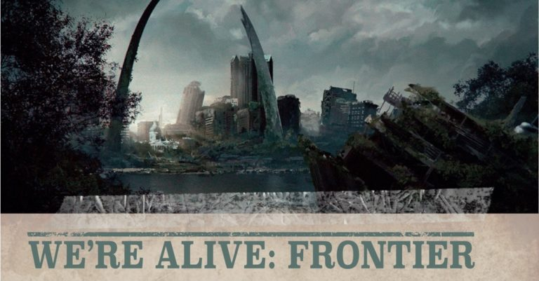 Were Alive 768x401 - Exclusive Look at Prequel Episode of Horror RPG Series WE'RE ALIVE: FRONTIER
