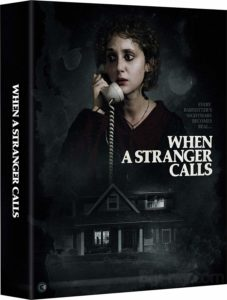 When a Stranger Calls 227x300 - WHEN A STRANGER CALLS Limited Edition Blu-ray Includes Short Film THE SITTER