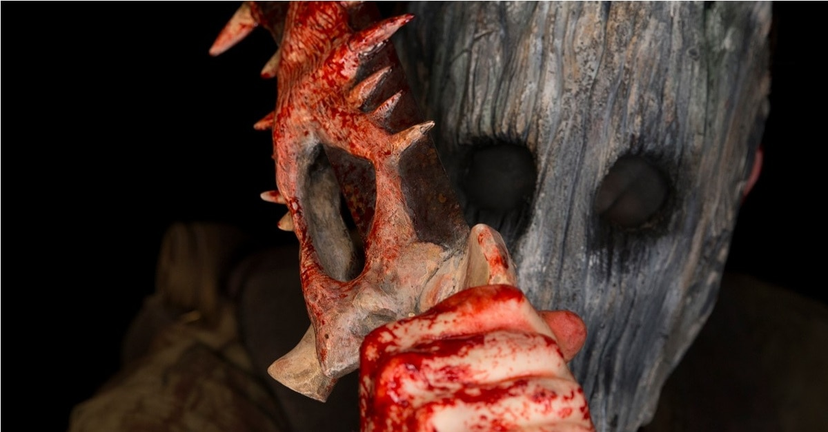 You Might Be the Killer Mask - Fest Darling YOU MIGHT BE THE KILLER Hits Shudder This Week