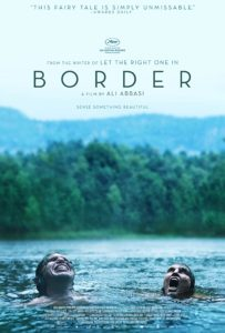 bordermovieposter 203x300 - We Take You Into LET THE RIGHT ONE IN Author's Next Film BORDER With an Exclusive Clip and Photo