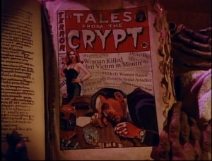 deadline1 300x228 - Exhuming TALES FROM THE CRYPT: A Mess of Deadlines