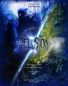 delusion poster 236x300 - DELUSION: THE BLUE BLADE Review