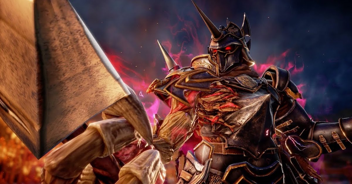 soulcaliburvibanner1200x627 - Here's a Massive Gallery of Horror Characters Made in SOUL CALIBUR VI