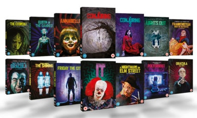 wbhorrorcollectionukbanner1200x627 400x240 - UK Readers: Warner Bros Releasing 14 Horror Titles With Brand New Packaging