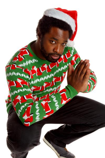 6a5bd283ba05 09 04 180948 600x600 - HUMAN SANTAPEDE is the Best/Worst Ugly Christmas  Sweater in