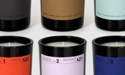 A24 Scented Candles 400x240 - The Smell of Horror? A24 Releases Series of Cinema Scented Candles