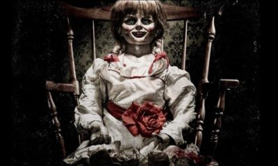 Annabelle Doll 400x240 - ANNABELLE 3 Has Wrapped Filming