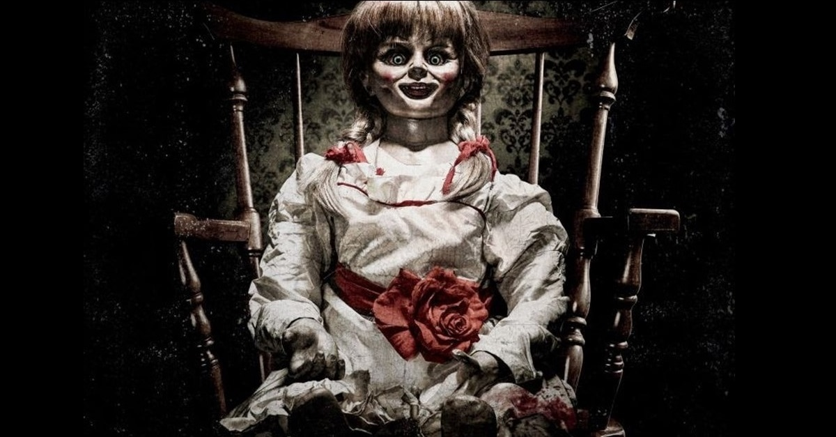 "Annabelle Doll - James Wan Releases Creepy ""First Look"" at ANNABELLE COMES HOME"
