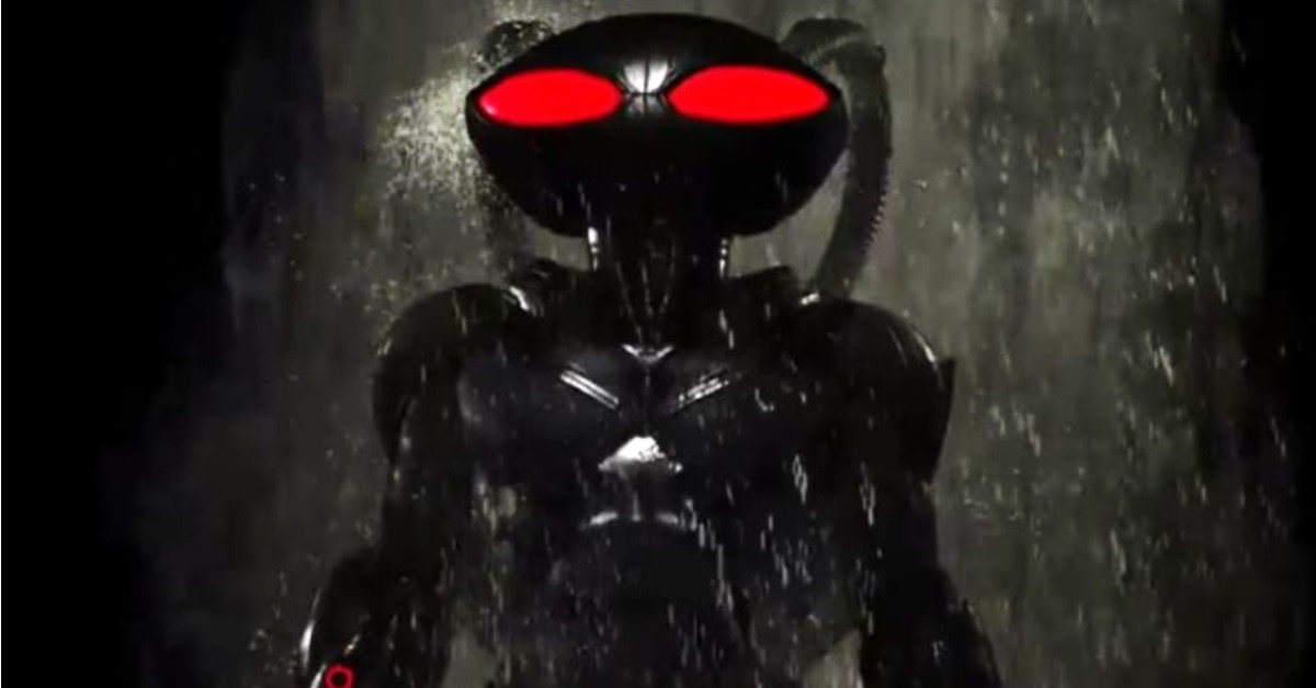 Aquaman Black Manta - Behind-the-Scenes Featurette Will Get You Pumped for James Wan's AQUAMAN