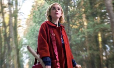 CAoS S1 400x240 - Netflix Announces CHILLING ADVENTURES OF SABRINA Holiday Special Coming December